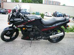 2008 Kawasaki Ninja® 500R