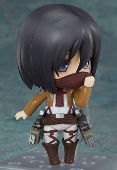 Archonia.com - Attack on Titan PVC Figure - Nendoroid Mikasa Ackerman