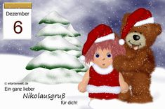 Advent, Teddy Bear, Disney Princess, Toys, Disney Characters, Art, Xmas, Christmas Calendar, Day Of Year Calendar