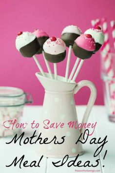 Mothers Day Meal Ideas for Less