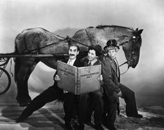 Groucho, Chico, Harpo
