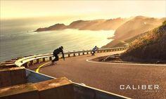 Another bucket list item, longboard down a winding road near Gordons Bay (Near Cape Town). - Nik.