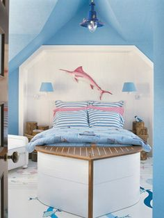 Fun bed for kids