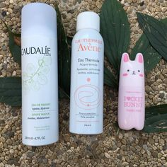 Summer favourites: refreshing and soothing spritz toners #skincare skin #toners #summer #refresh #caudalie #tonymoly #avene #bb beauty, blog, blogger, #beautè, Monday, 4th of July #review, #frenchpharmacy, #koreanskincare