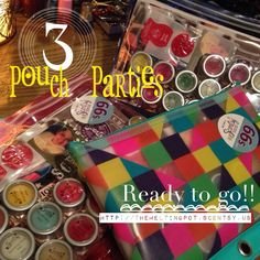 Scentsy Pouch Parties! It's this easy to party with me! Carry this pouch for a week - collect orders and you will earn all the host rewards like FREE Scentsy products and half price items!! Let's party!! Place Your Order Today at: http://BernadetteWard.Scentsy.US Follow Me on FaceBook at: My Scentsy Family Business