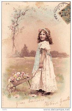Postcards > Topics > Illustrators & photographers > Illustrators - Unsigned > Before 1900 - Delcampe.net