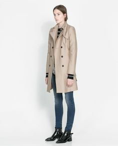 COTTON TRENCH COAT http://offerhits.com/5M