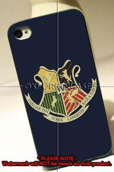 throne hogwart harry potter  3 4/4s,5/5s/5c, Samsung Galaxy s3/s4 Case