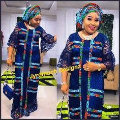 """READY TO WEAR on Instagram: """"Navy blue never looked so pretty 💙🖤💙🖤 . Tatiana Dress selling fast, dont wait till its sold out 👍 . Comes well stoned with crystal…"""" Long African Dresses, Ankara Long Gown Styles, Latest African Fashion Dresses, African Print Fashion, Women's Fashion Dresses, Ankara Fashion, African Traditional Dresses, African Attire, African Fabric"""