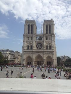Paris Notre Dame, Cities, Around The Worlds, Paris, Building, Travel, Voyage, Montmartre Paris, Buildings