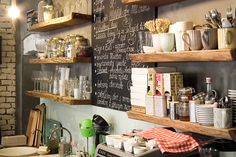 Marináda store - vítejte v malém brněnském ráji - brno.nejadresa.cz, great idea for kitchen style or bar, cafe, restaurant interior, urban, warm, wood elements, industrial look