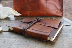 Handbound Books // Willow Creek Leather