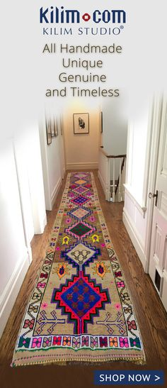 Find the perfect antique, vintage or new runner rug for your home in carefully curated collection of one-of-a-kind hand-woven rugs. Rental House Decorating, Rental Home Decor, Diy Home Decor, Indian Living Rooms, My Living Room, Discount Area Rugs, Area Rugs For Sale, Bohemian Interior, Home Room Design