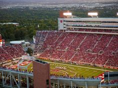 University of Utah - Rice-Eccles Stadium Photographic Print by Richard Greene at AllPosters.com