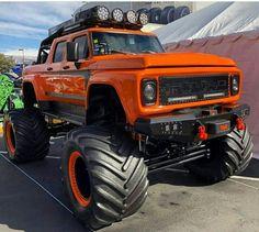 Ford power #MonsterTrucks