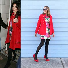Today's Everyday Fashion: Red Shoes