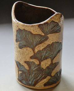 Wine Cooler - Your Suggestions About Wine Can Be Obtained Down Below Pottery Pots, Slab Pottery, Raku Kiln, Sgraffito, Ceramic Utensil Holder, Wine Chillers, Pottery Studio, Stoneware Clay, Ceramic Art