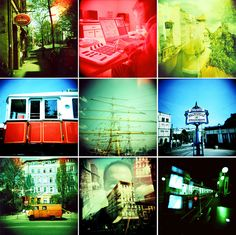 cross process 35mm diana f+ pictures