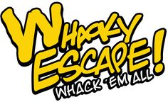 Coming Soon: Whacky Escape! Whack 'em All on iOS http://thumbr.com/whacky-escape.php