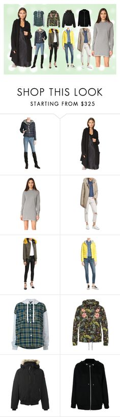 """""""Love it"""" by monica022 ❤ liked on Polyvore featuring Colmar, ThePerfext, RtA, Woolrich, Kenzo, Natasha Zinko, Gucci, Canada Goose and Alexander Wang"""