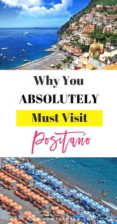 Why you have to visit Positano on the Amalfi Coast of Italy. This little town is breathtaking and perfect for a relaxing getaway I travel inspiration I vacation goals I Italy I Amalfi Coast I  Italy Food  Per informazioni Accedi al nostro sito   http://storelatina.com/italy/recipes #travelItaly #foodItaly #viajeitalia #Italyfood  Italy Recipes  हमारी साइट को अधिक जानकारी प्राप्त करें   http://storelatina.com/italy/recipes