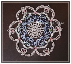 tatting lace のBlogです♪
