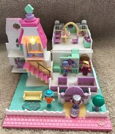 Vintage Polly Pocket Wedding Chapel 1993 for sale online My Childhood Memories, Childhood Toys, Polly Pocket World, Old School Toys, Barbie Toys, Thanks For The Memories, 80s Kids, Retro Toys, Old Toys