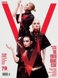 V MAGAZINE #78 FALL PREVIEW 2012