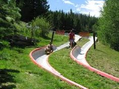 [photo only] Winter Park, Colorado - Alpine Slide - die beste in Colorado ! Winter Park Colorado, Road Trip To Colorado, The Places Youll Go, Places To See, Mountain Time Zone, Vacation Spots, Vacation Ideas, Rocky Mountain National Park, Future Travel