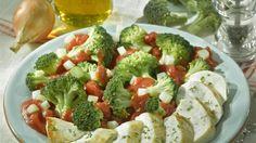 Wenn Hähnchen und Gemüse sich verbinden, braucht keiner mehr Kohlenhydrate auf seinem Teller.