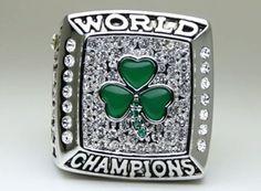 Boston Celtics Basketball 2008 Championship Ring Size 11 Free Shipping #BostonCeltics