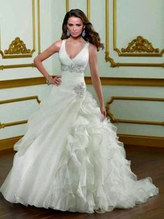 bridal dress...princess bride