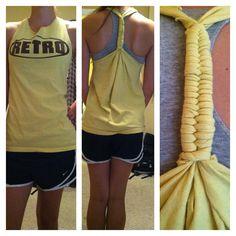 T- shirt tank top