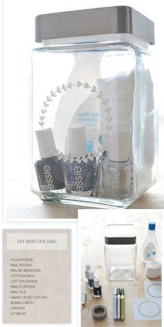 Makeup in a jar. Makeup in A jar..