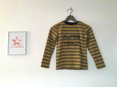 3 étoiles // t-shirt - Ottobre / jersey Lolie Shop
