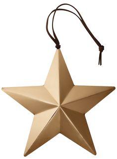 Øvrige - Stjerne til ophæng #inspiration #jul