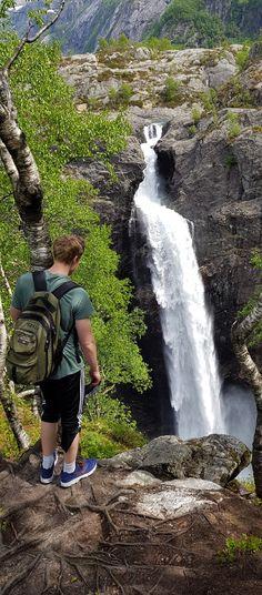 Månafossen Norway Norway, Costume, Nature, Photos, Travel, Naturaleza, Pictures, Viajes, Costumes