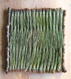 Dorte Tilma, pine needle mat