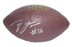 Seattle Seahawks Tyler Lockett signed NFL Wilson full size football w/ proof photo.  Proof photo of Tyler signing will be included with your purchase along with a COA issued from Southwestconnection-Memorabilia, guaranteeing the item to pass authentication services from PSA/DNA or JSA. Free USPS shipping. www.AutographedwithProof.com is your one stop for autographed collectibles from Seattle sports teams. Check back with us often, as we are always obtaining new items.
