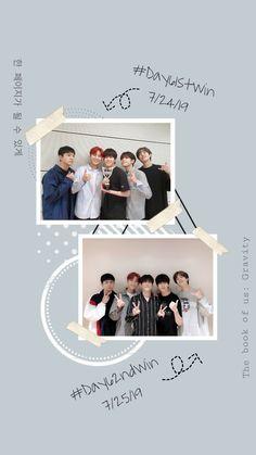 Day6, Black Phone Wallpaper, Iphone Wallpaper, K Pop, Aesthetic Wallpapers, Congratulations, Polaroid Film, Backrounds, Exo