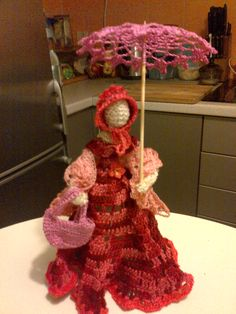 Różowy Kapturek