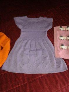 Pige kjole str. 4 år