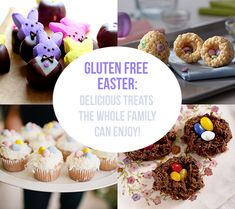 20 Delicious, Gluten Free Easter Treats For the Whole Family to Enoy | Disney Baby