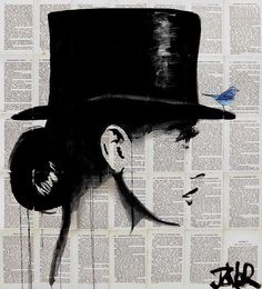 Top Hat by Loui Jover
