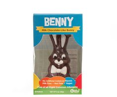 Allergy friendly easter chocolate no whey franky easter bunny benny the milkless bunny vegan chocolatechocolate bunnytree nut allergynut allergiestree nutseaster bunnybunniesgift negle Image collections