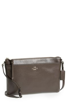 0e0e53e11973 COACH  East West Swingpack  Crossbody Bag available at  Nordstrom  165 10""