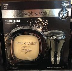 Wet n Wild Fergie Centerstage To Reflect Shimmer Palette in Photo Bomb from the summer 2014 limited edition collection