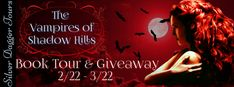 Satisfaction for Insatiable Readers: Silver Dagger Book Tours presents... THE VAMPIRES OF SHADOW HILLS by Willow Rose + GIVEAWAY!