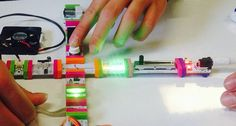 LittleBits #makerspace – reflection | Melbourne High School Library