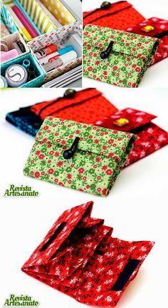 6 Best Ideas for Recycled Craft Projects Recycled Crafts, Diy And Crafts, Arts And Crafts, Craft Projects, Sewing Projects, Diy Bags Purses, Frame Crafts, Handicraft, Sewing Crafts